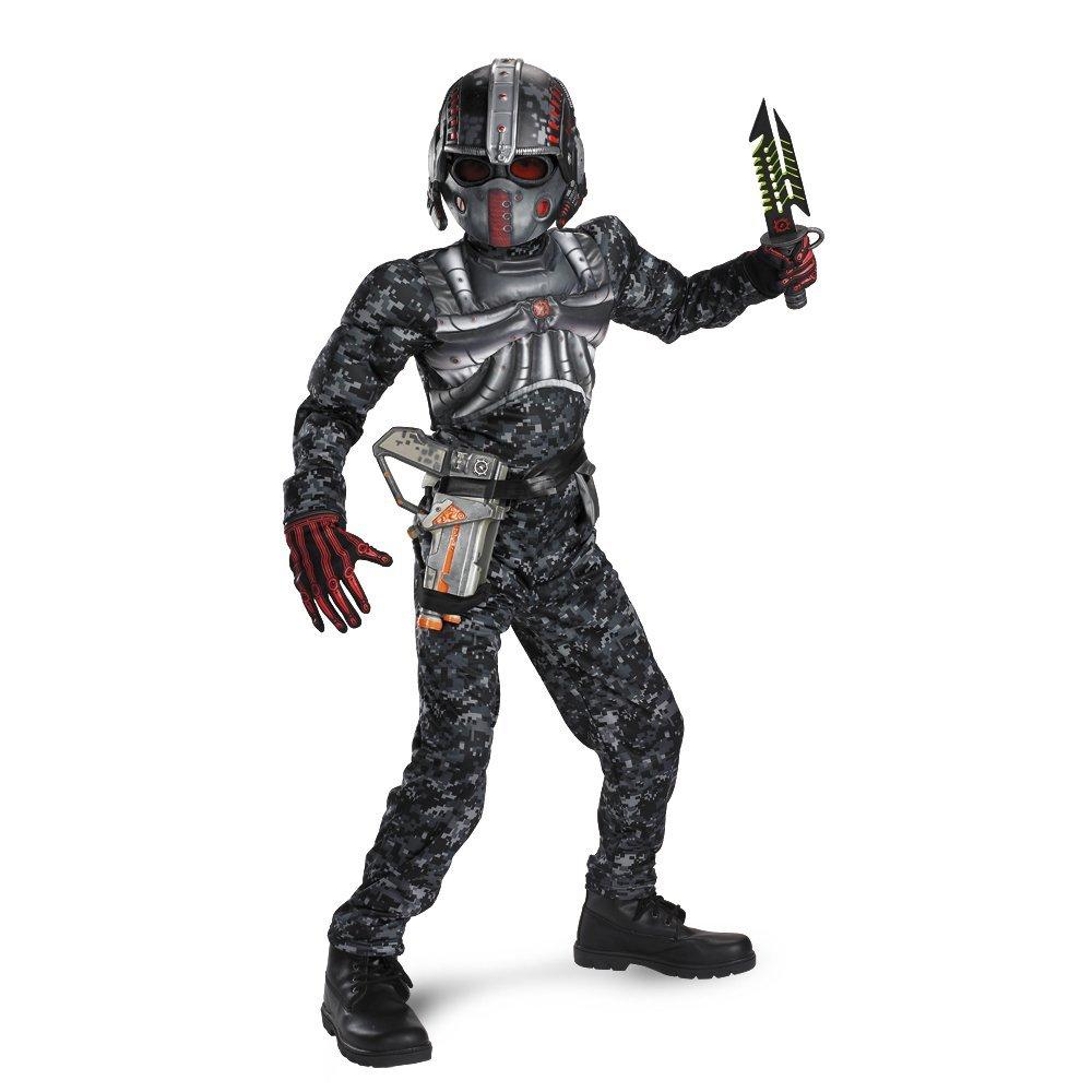 sc 1 st  Amazon.com & Amazon.com: Recon Commando Classic Muscle Costume: Clothing