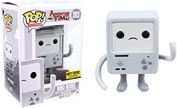 Funko Pop Adventure Time BMO NOIRE Nº 283 Underground Toys Exclusive