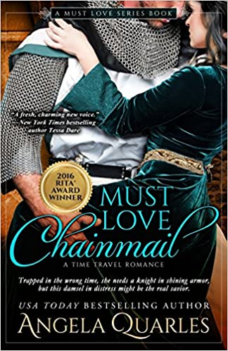 Amazon Fr Must Love Chainmail A Time Travel Romance