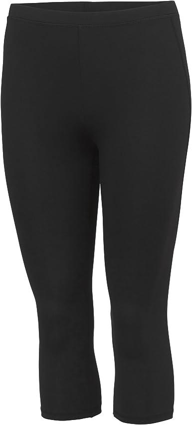 Awdis Pantalones Deportivos Modelo Cool Capri Para Ninas Amazon Es Ropa Y Accesorios