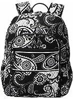 Vera Bradley Campus Backpack (Midnight Paisley)