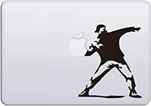 Laptop Stickers - MacBook Decal Sticker(Hip Hop Boy) for Apple MacBook Pro Air Mac Laptop