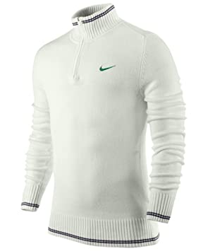 Garden Outdoors Small Tennis RF Wimbeldon uk 2012 Nike Federer co Roger Sweater Chmapion Limited Amazon Edition amp; qU6T6an