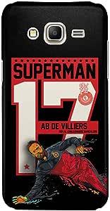 Macmerise Rcb Superman 17 Sublime Case For Samsung J7