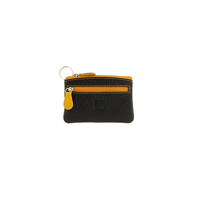 Cartera llavero Talla: U Color: AMARILLO: Amazon.es: Ropa y ...