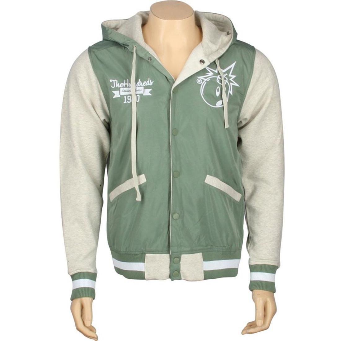The Hundreds Reloaded SP13 Jacket green