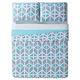 Truly Soft Everyday Design Quilt Set, Twin X-Large, Malene