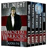 Immortal Warriors: Books 7-11