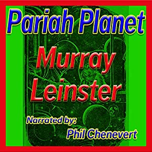 Pariah Planet Audiobook