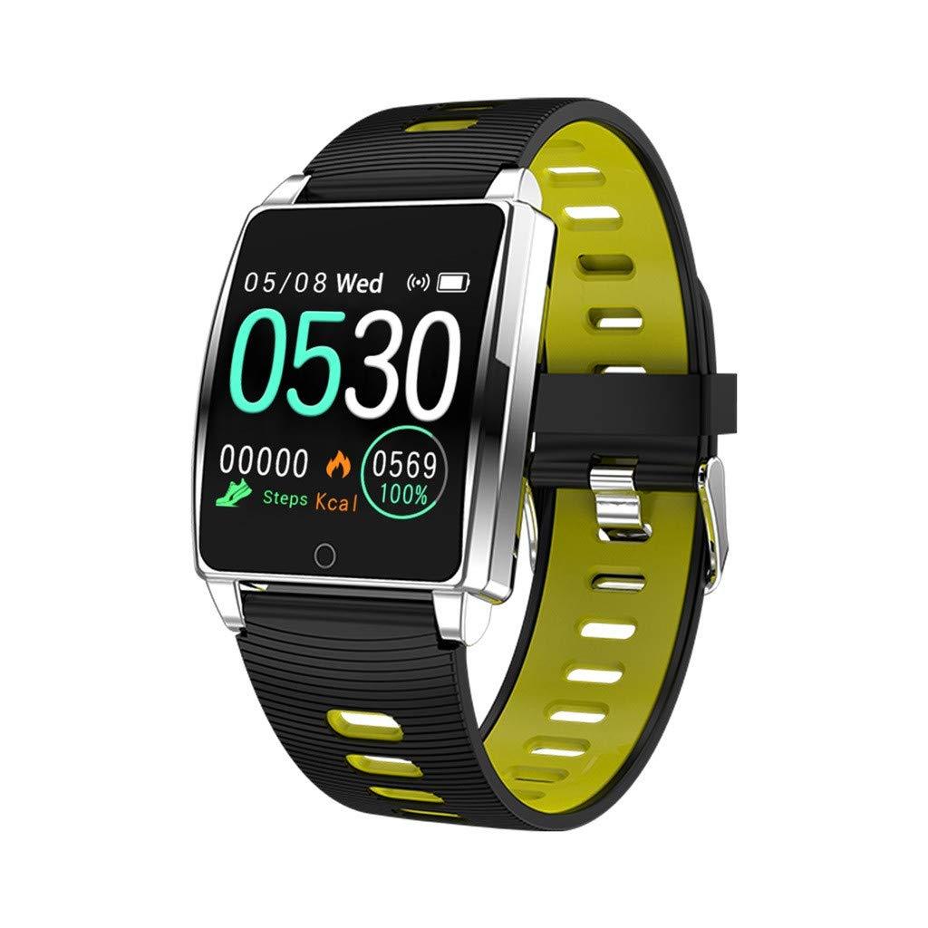 Amazon.com: NOMENI Smart Watch Fitness Tracker Waterproof ...
