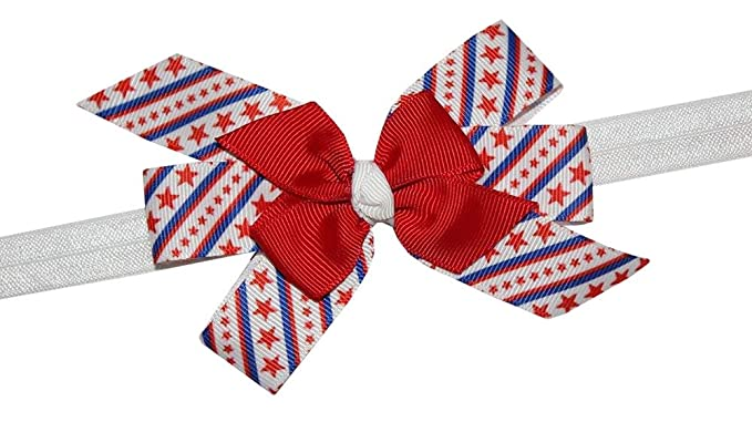 Clothing, Shoes & Accessories Baby & Toddler Clothing Brave Blue Bow Baby Headband