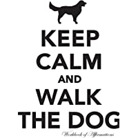 Keep Calm Walk the Dog Workbook of Affirmations Keep Calm Walk the Dog Workbook of Affirmations: Bullet Journal, Food Diary, Recipe Notebook, Planner, to Do List, Scrapbook, Academic Notepad