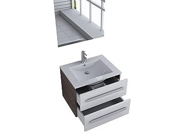 Badmobel Florida Gaste Wc Waschtisch Set Inkl Spiegel Inkl