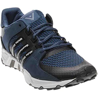 size 40 4d4c0 87074 adidas White Mountaineering EQT Running Mens in MarineNavy, 12