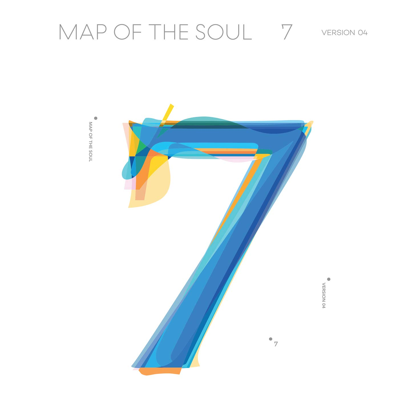 Map Of The Soul 7 : Bts: Amazon.es: Música