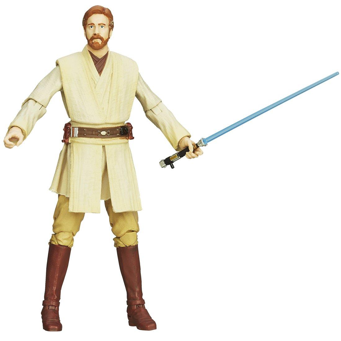 Star Wars Black Series 6 inches figure Obi-Wan Kenobi Tomy