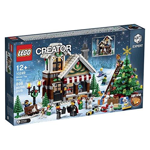 Lego Creator 10249–Magasin de jouets de Noël