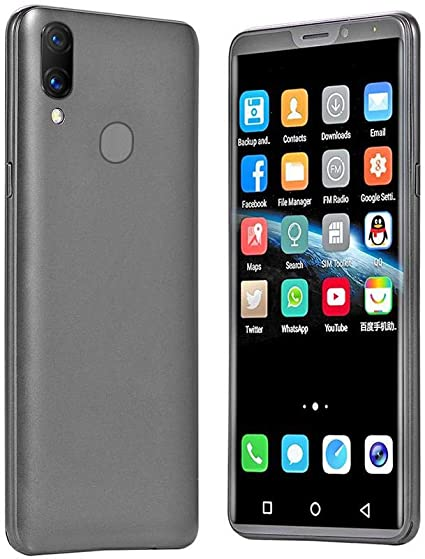 Smartphone X21 6.1inch HD Android 8.1 MTK680A Viererkabelkern 1G + ...