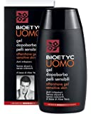 Bioetyc Uomo Gel Dopobarba Pelli Sensibili, 120 ml