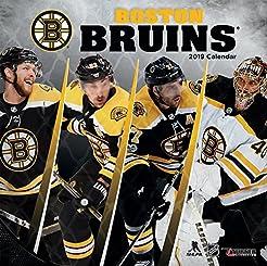 Turner 1 Sport Boston Bruins 2019 12X12 ...