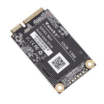 Unidad de Disco Duro MSATA SSD de 32GB Unidad de Estado sólido ...