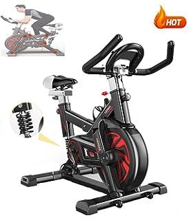 Maketec Bicicleta Spinning Volante de inercia de 24 Kilos: Amazon.es: Deportes y aire libre