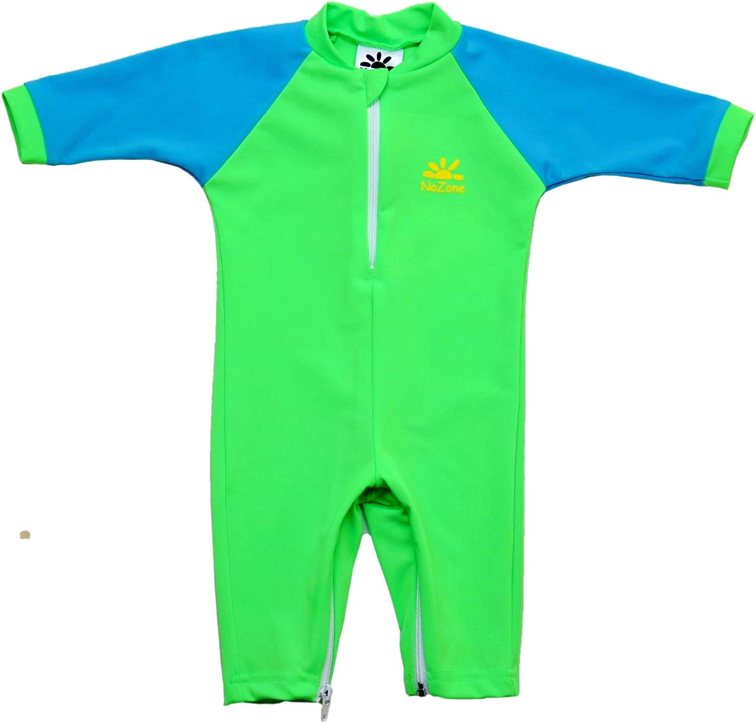 Nozone Fiji Sun Protective Baby Swimsuit in Your Choice of Colors UPF 50+