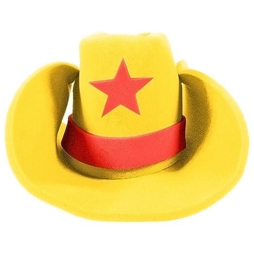 Huge Cowboy Hat - Funny Cowboy Hat – Costume Cowboy Hat – Oversize Foam Cowboy  Hat 3ba9aef51cf