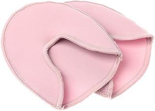 F Fityle Tissu Gel Avant-Pied Toes Protecteur Ballet Pointe Danse Cap De Couverture