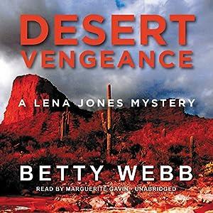 Desert Vengeance Audiobook