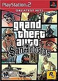 Grand Theft Auto San Andreas Greatest Hits – PlayStation 2 thumbnail