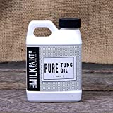 Real Milk Paint Pure Tung Oil - 8 oz