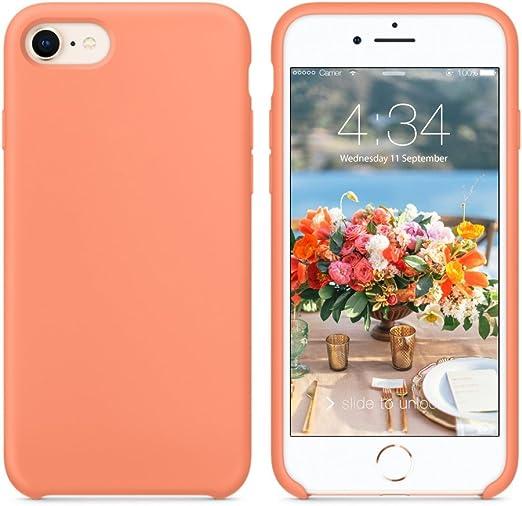 iPhone 7 Funda, iPhone 8 Funda, SURPHY Ultra Suave 4.7 Pulgadas ...