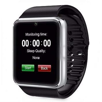 PMFS Bluetooth Smart Watch Phone Mejor Smartwatch ...