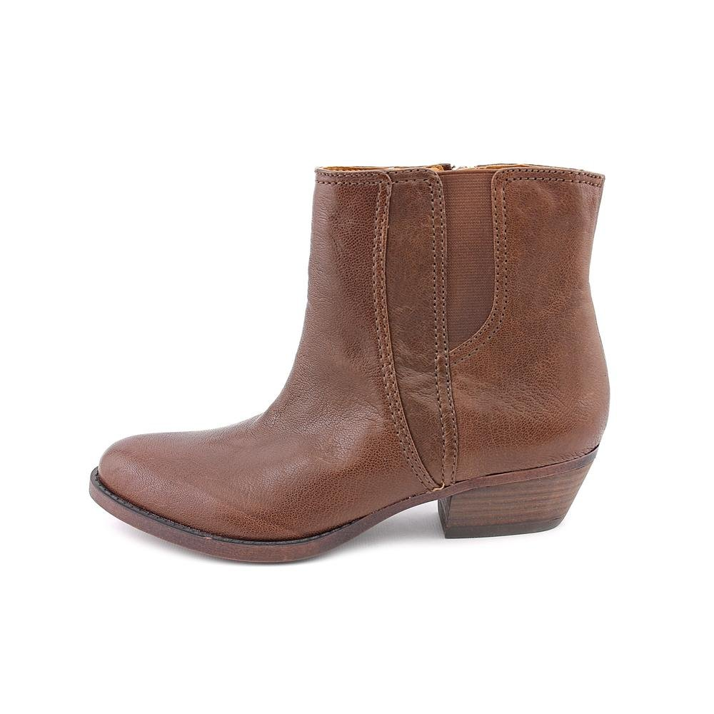 Nine West Sloane Brown Womens Ankle Boots Size 10.5