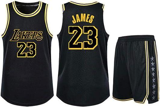 Camiseta de Baloncesto para Hombre # 23 Lebron Raymone James # 24 ...
