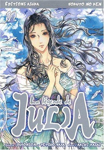 La légende de Julia (French Edition) La légende de Julia (French Edition)