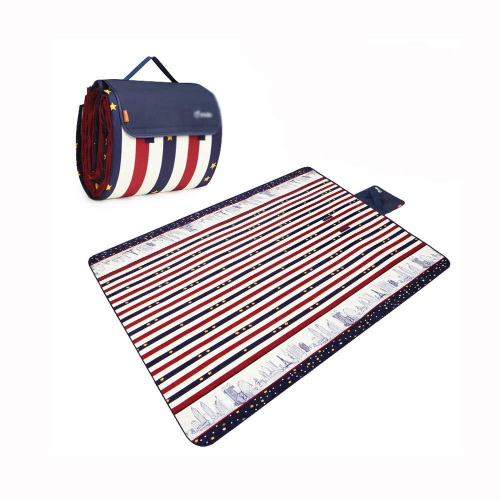 【メーカー直送】 HUA BEI ピクニックマット (色 - さいず 水分マット屋外ピクニックビーチテントマット防水パッド入り芝生マットピクニック布 | - (色 : A, サイズ さいず : 150X200cm) 150X200cm A B07PLFZZGK, MARK DOYLE:8af049a4 --- a0267596.xsph.ru