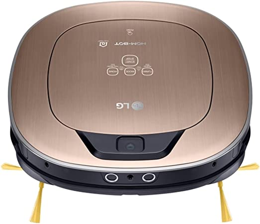 Aspirateur robot LG HOM BOT VR9627PG Square Connecté: Amazon