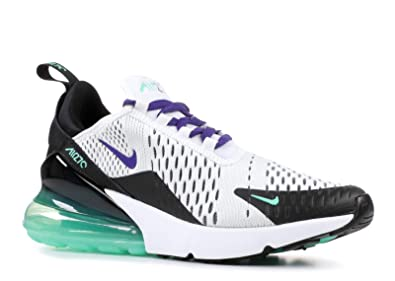 reputable site d7e1b 202d5 Nike Womens Air Max 2017 Running Shoe (6 M US, White/Court  Purple-Menta-Black)