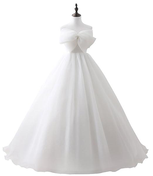 Beautiful in white Bandeau brautkleider hochzeitskleider prinzessin ...