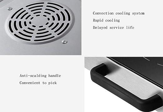 XGHW Ventilador de Alta Potencia portátil de ventilación