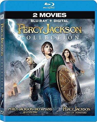 Percy Jackson 1+2 2 Blu-Ray Edizione: Stati Uniti Italia Blu-ray: Amazon.es: Cine y Series TV