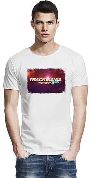 Trackmania Turbo Logo Edge prima camiseta X-Large