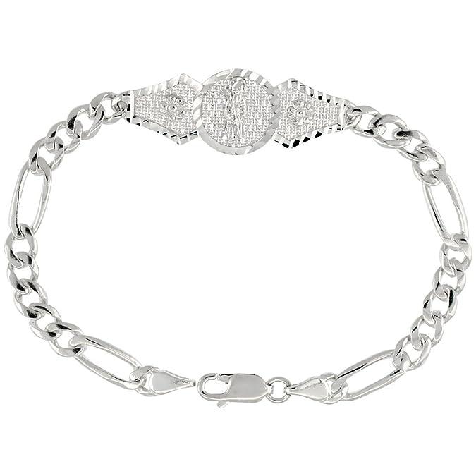 Santa Muerte Bracelet La Santisima Muerte Bracelet Jewellery Jewelry FREE P/&P