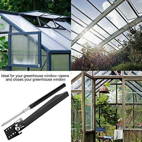 Yosoo Window Opener Vent Greenhouse Autovent Solar Heat Sensitive Automatic Greenhouses Roof by Yosoo (Image #5)