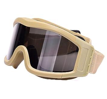 MaxAst Gafas de Sol Gafas de Trabajo Hombre Gafas de Moto ...