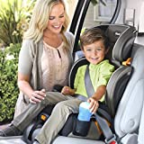 Chicco KidFit 2-in-1 Belt-Positioning Booster Car