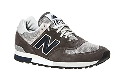 quality design d530f 37d5f New Balance 576 Made in UK Sneaker Gray
