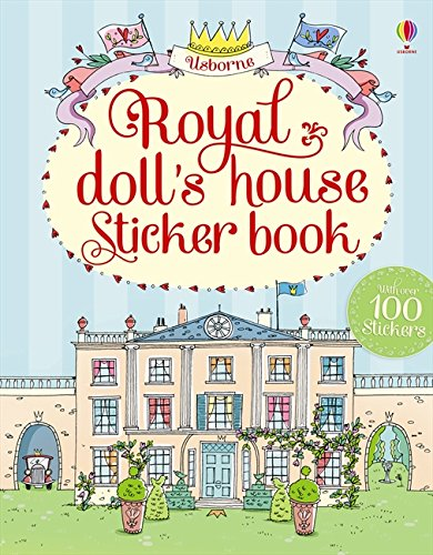 Royal Doll's House Sticker Book (Doll's House Sticker Books) ()